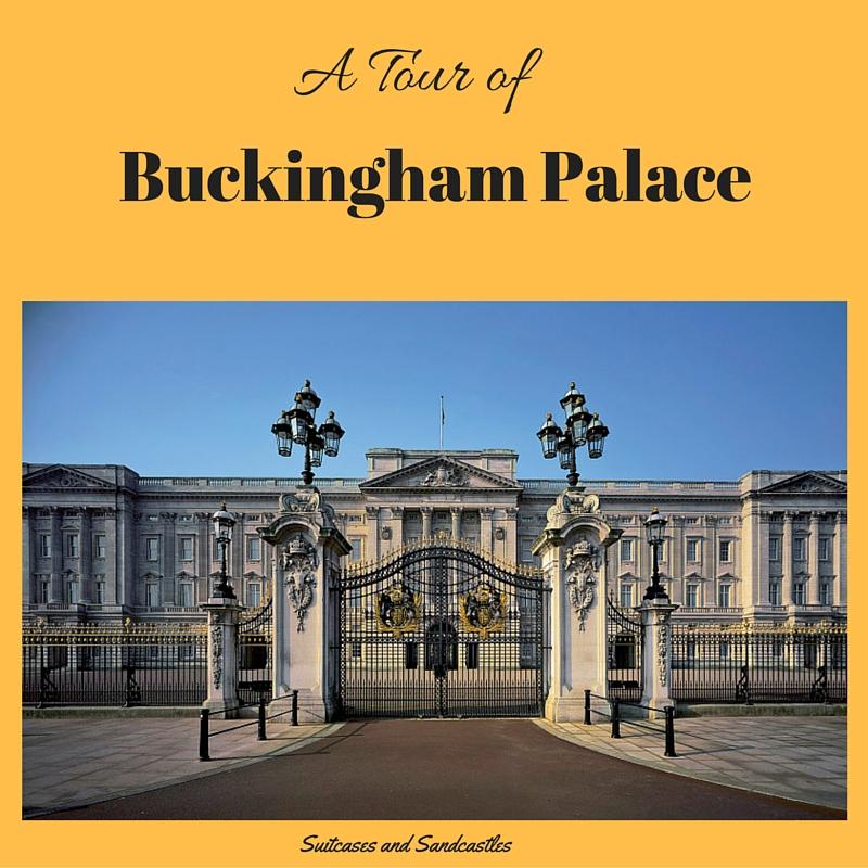 Food Near Buckingham Palace