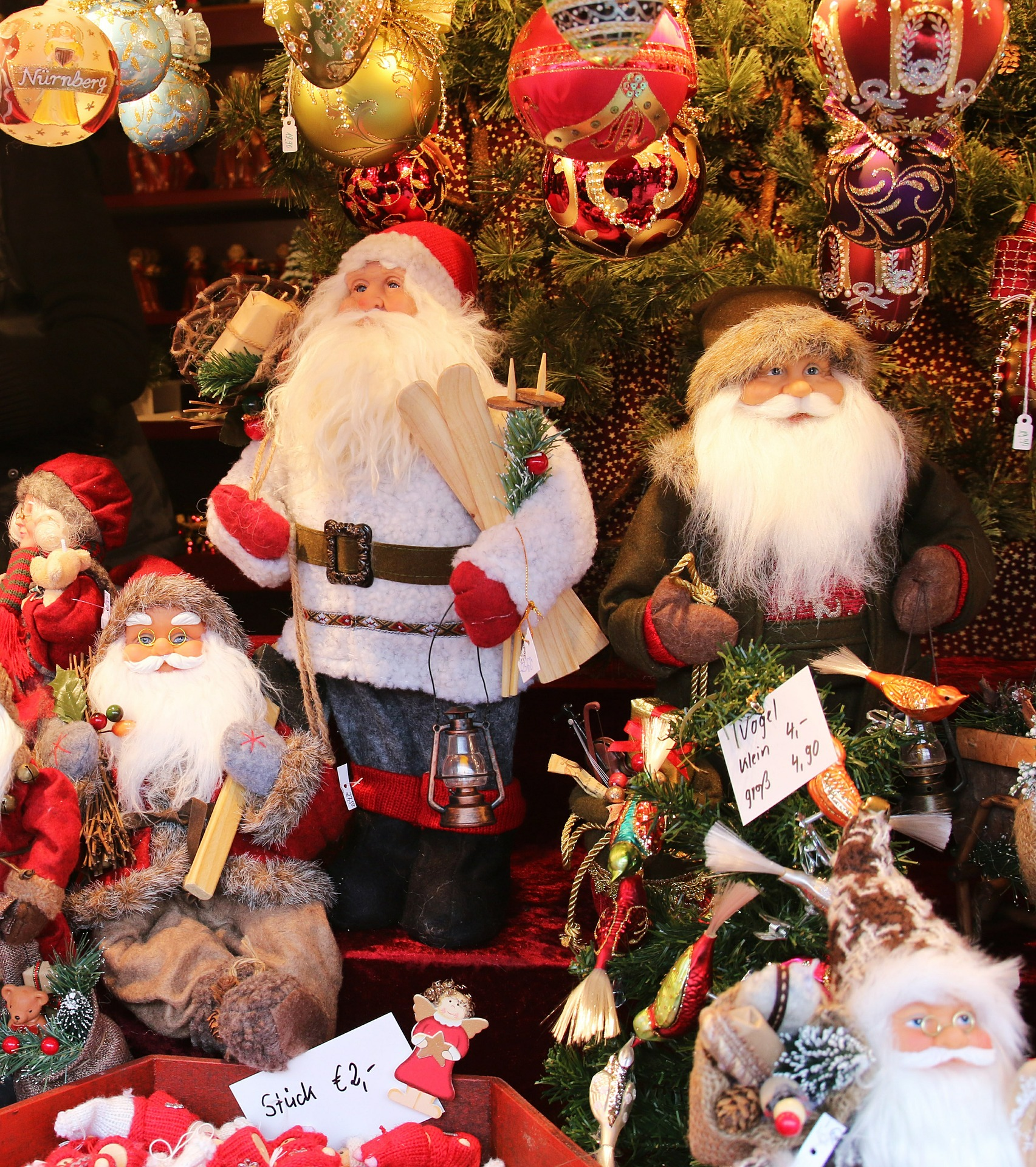 Best Christmas Markets for Children - Suitcases and Sandcastles