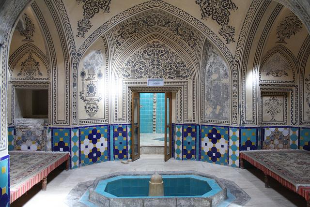 A Visit to a Turkish Bath