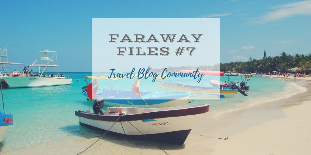 Faraway Files, travel blogging community,