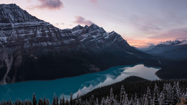 Faraway Files, mountains