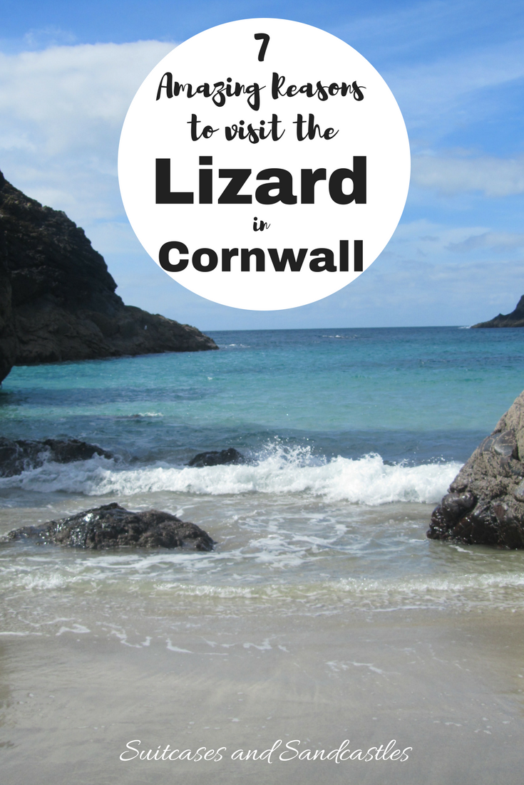 7 Amazing Reasons To Visit The Lizard In Cornwall Suitcases And Sandcastles