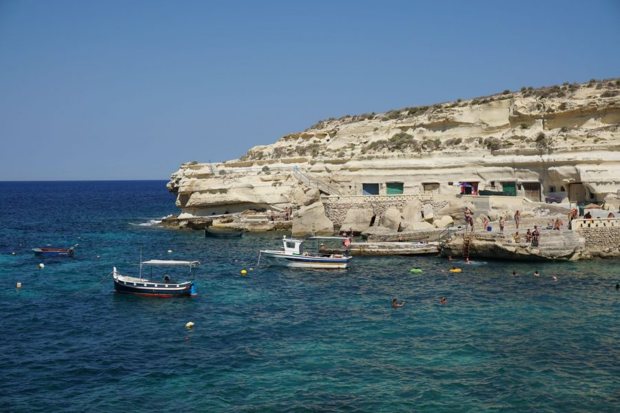 Gozo Beaches, Bays, Boat trips and Basilicas