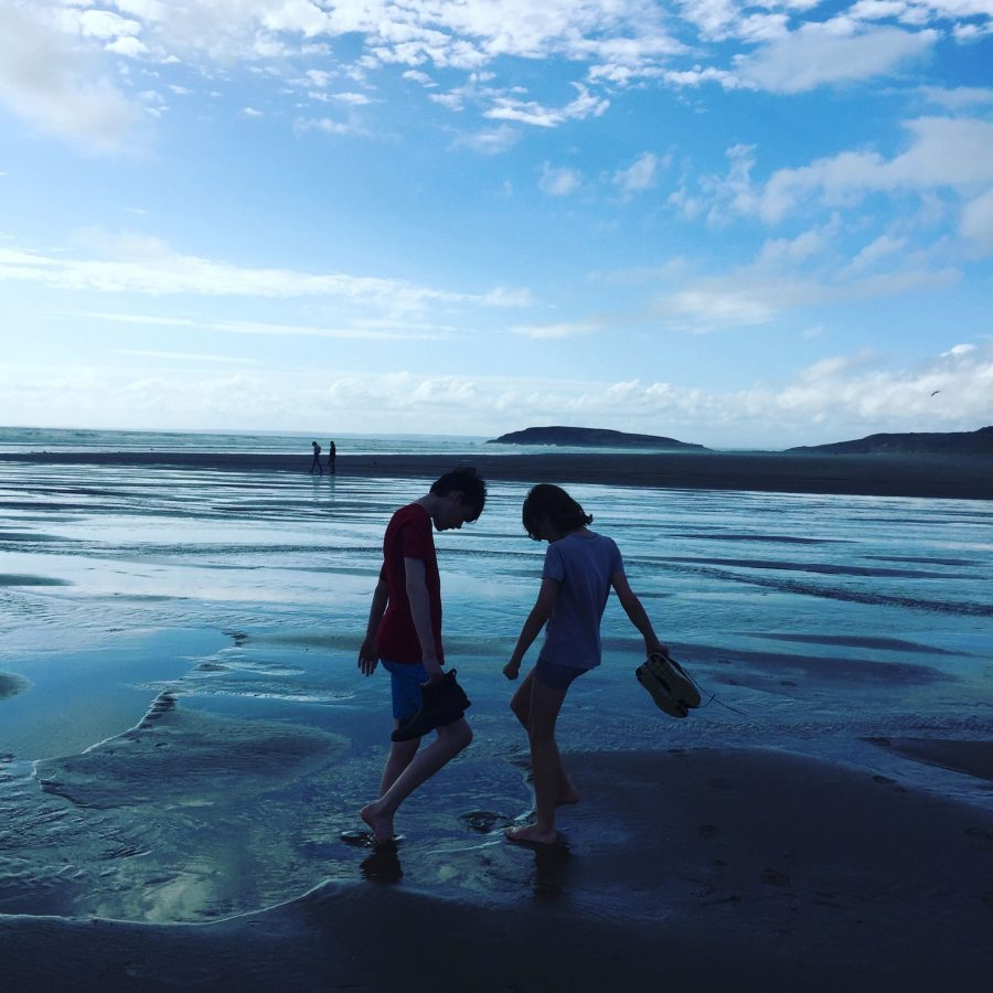 How to Explore the Gower with Kids