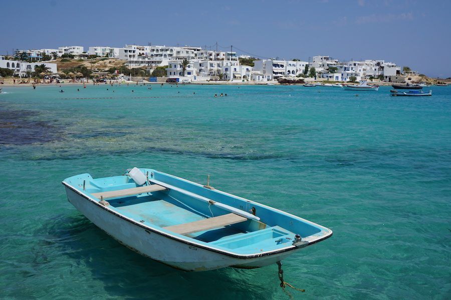 Koufonisia Beaches, Blue Sea and Bliss in the Cyclades