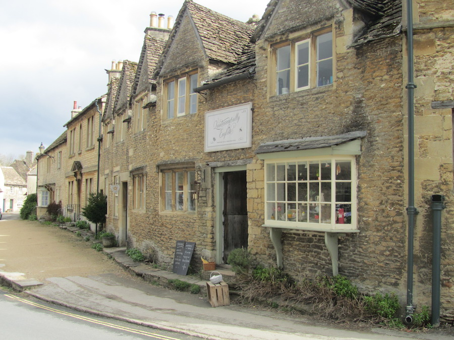 On the trail of Fantastic Beasts and Harry Potter in Lacock