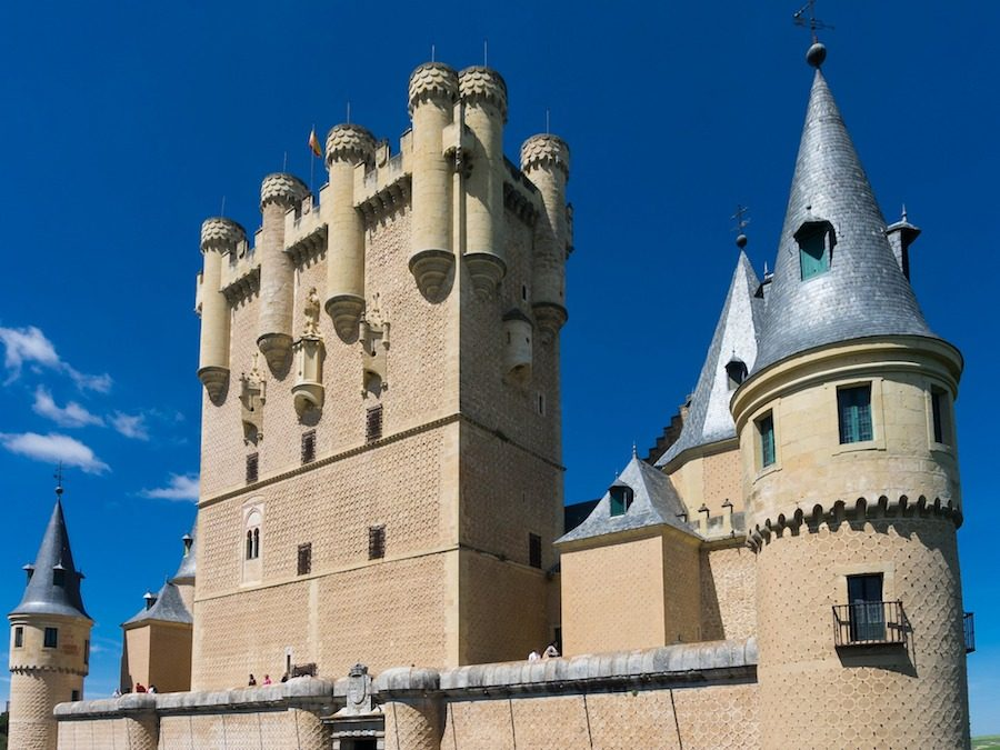 Best Castles for Kids in Spain