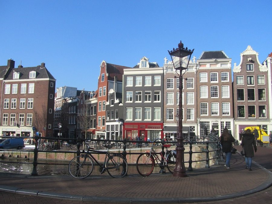 Visiting the Anne Frank House with Kids