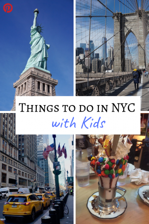 Guide to the best things to do in NYC with tweens from the best tourist sights to fun restaurants, city walks and cultural sights kids love. Includes tips on saving money and making it more fun. #newyorkwithkids #nycwithtweens #thingstodoinnycwithkids #familytravelnewyork #familyvacationnyc #newyorkfamilyguide