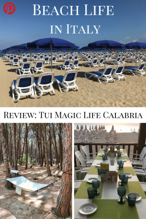 Review of Tui Magic Life Calabria for families, the all-inclusive beach resort in Southern Italy. Find out what we thought of the food, activities and rooms at this new four-star hotel. #familytravelitaly #hotelsincalabria #familyhotelsinitaly #tuimagiclifecalabria #tuicalabria #tuimagiclifecalabriareview #activeholidaysforteens