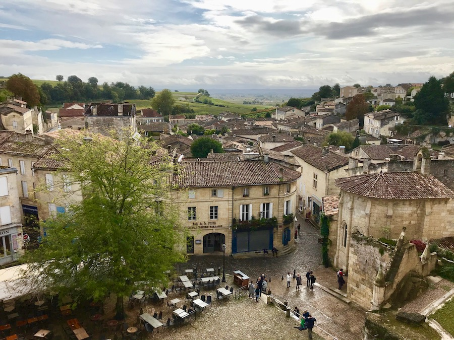 Underground secrets and things to do in Saint-Emilion