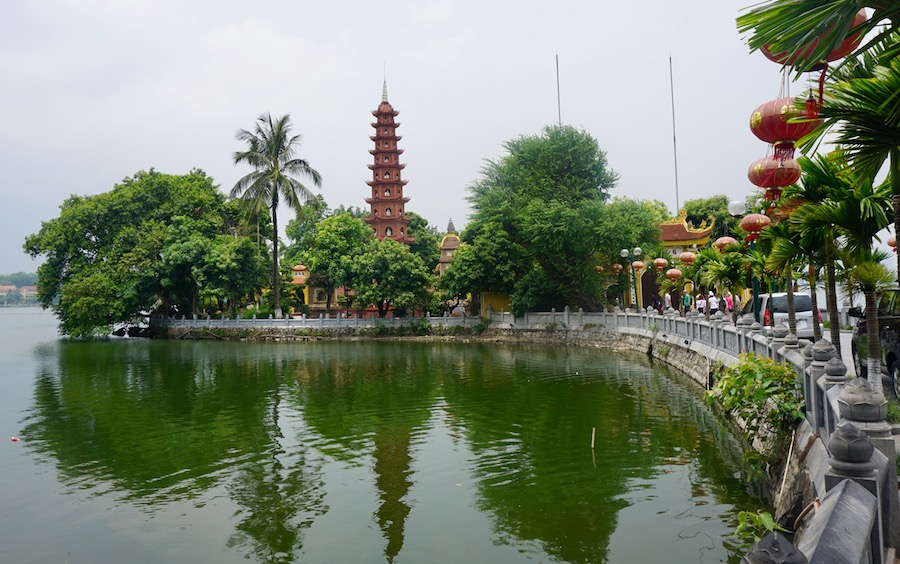 Two Days in Hanoi